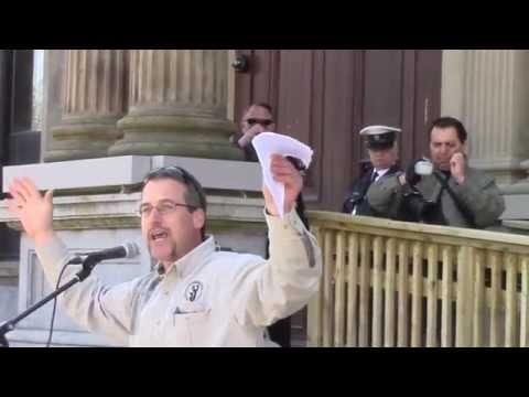 Rod Cumberland on the forest deal in New Brunswick and deer population
