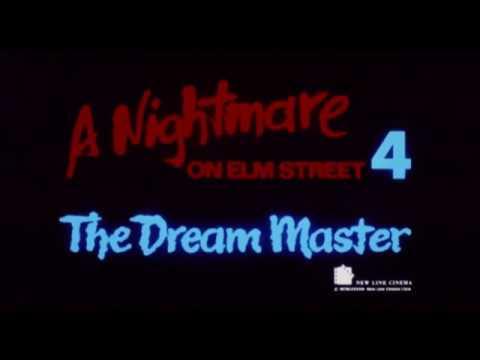 Nightmare On Elm Street 4 The Dream Master Teaser Trailer (1988)