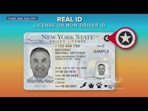 New York Creating New ID For Travelers