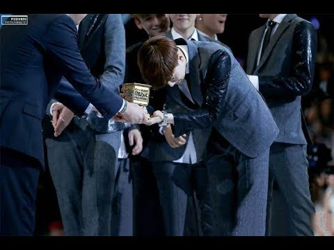 The Most Humble Idol, EXO SuHo's Acceptance Speech Compilation(News)