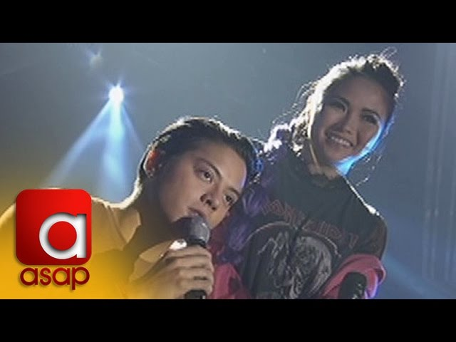 ASAP: Daniel and Yeng sing Overdrive