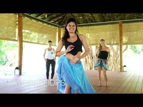 Talalla Yoga Retreat Sri Lanka - promo