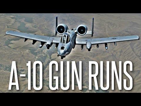 A-10 Gun Runs and Rocket Strikes - ArmA 3 Milsim Gameplay