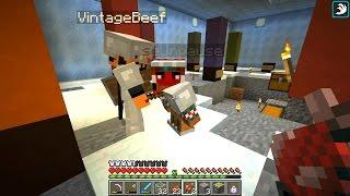 Minecraft - Captive Minecraft 4 #18: Monument Complete