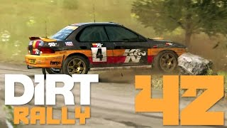 DiRT Rally Career Mode - Germany Rocks! - 42