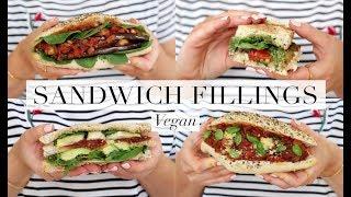 Sandwich Fillings (Vegan/Plant-based) | JessBeautician