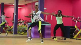 "Ultimate Rejects ""Full Extreme"" Soca Dance Workout by Chrislyn Lashington"