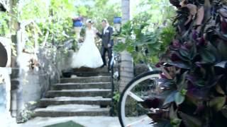 Клип свадебная  прогулка Костя и Оля