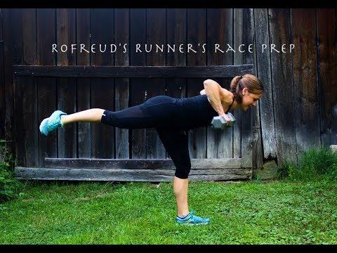 Rofreud's Runner's Race Prep