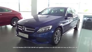 BÁn Mercedes Benz C200 2018 - GiÁ Xe C200 - Hotline: 0919 528 520 - Ưu ĐÃi ĐẶc B