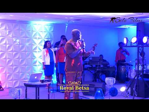 Sammie Okposo LIVE in Boston (Music Praise Paragon)