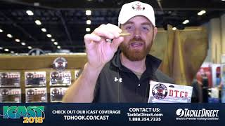 b1838c09568 Doomsday Tackle Little Dragon 3.8 at ICAST 2018 ...