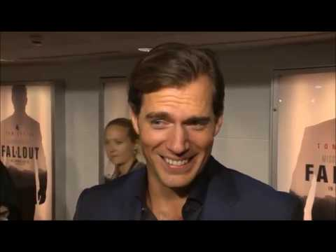 Henry Cavill mission impossible 6 funny