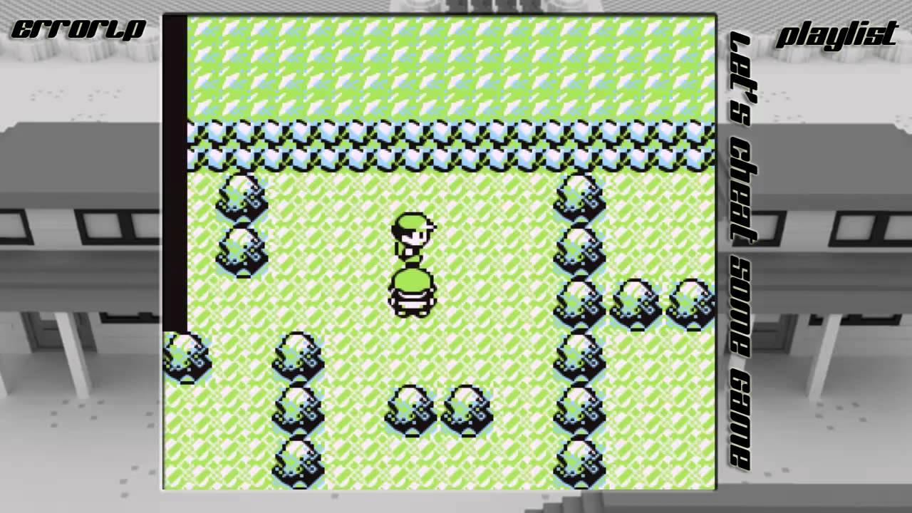 Pokemon Blau Cheats
