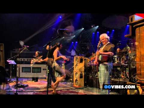"""Dark Star Orchestra performs """"Dupree's Diamond Blues"""" at Gathering of the Vibes Music Festival 2014"""