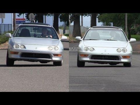 TruHart For 90-93 Acura Integra DA Struts Lowering LS GS RS GSR Spor Shocks Set