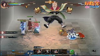 An Offensive Supporter!! - Onoki Skill Trial | Naruto Online