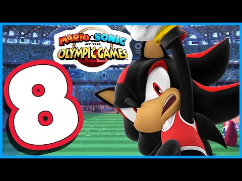 Mario and Sonic at the Olympic Games 2020 Tokyo - Story Mode Walkthrough Part 8