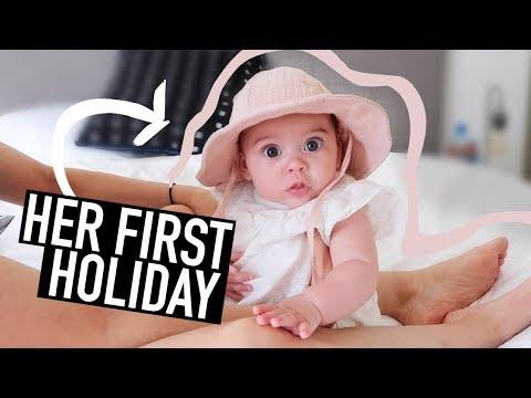 DAISY'S FIRST HOLIDAY! (IRELAND TRAVEL VLOG DAY 2)