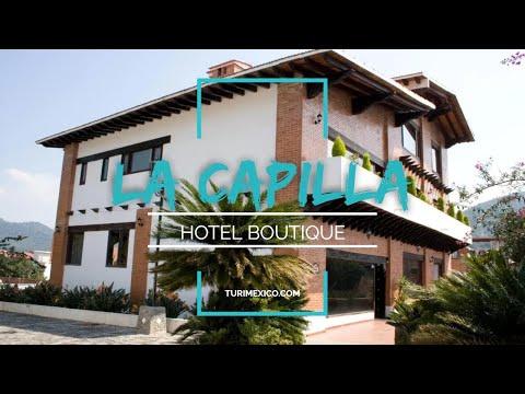 La Capilla Hotel Boutique en Valle de Bravo