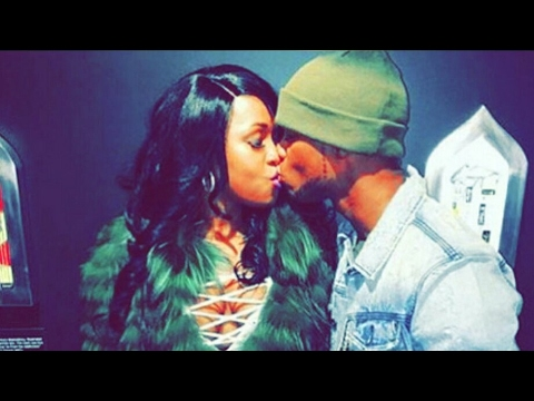 Rapper Remy Ma & Papoose from Love and Hip Hop New York so adorable