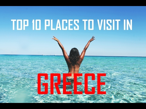 Top 10 Places To Visit in Greece | Best Greek Islands | Greece Travel | 10 Best Places