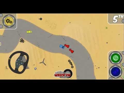 Wreck'em Racing Trailer