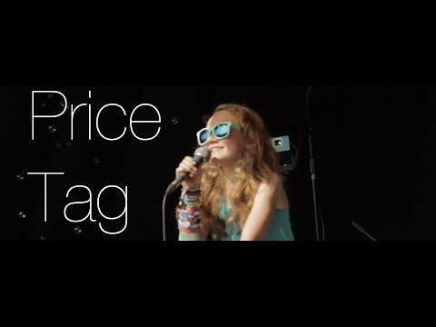 Jessie J - Price Tag - LIVE cover by 11 year old Sapphire