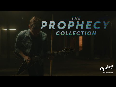 Epiphone   The Prophecy Collection