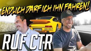 JP Performance - Zu Besuch bei RUF | Endlich darf ich ihn fahren! | RUF CTR
