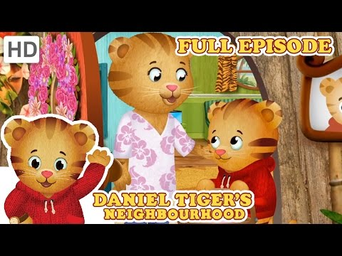 Daniel Tiger's Neighbourhood - Daniel Gets a Shot and Good N