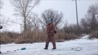 ловля на косынки зимой 2017