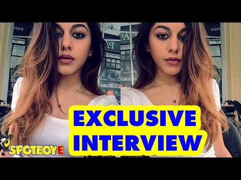 Exclusive Interview of Aalia Ebrahim Daughter of Pooja Bedi with Vickey Lalwani | SpotboyE