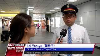 Video 20180608 Warta Berita PTS 公視印尼語新聞 download MP3, 3GP, MP4, WEBM, AVI, FLV Juli 2018