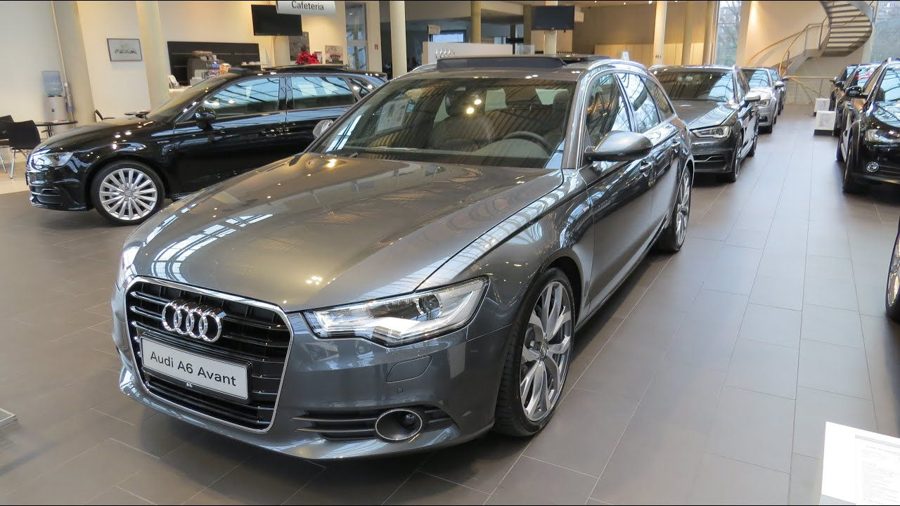 2015 audi a6 avant s line sport 2 0 tdi ultra youtube. Black Bedroom Furniture Sets. Home Design Ideas