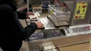 видео Производство блистерной упаковки