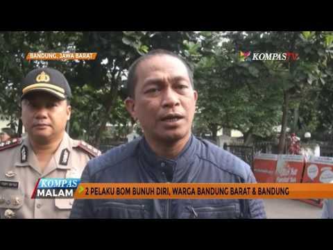 2 Pelaku Bom Kampung Melayu Adalah Warga Bandung