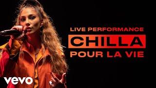 Смотреть клип Chilla - Pour La Vie