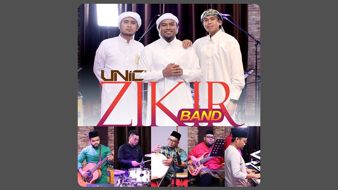 UNIC Zikir Band - Rakan Selawat (Official Audio)