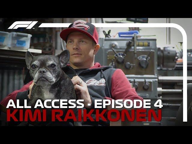 All Access | Episode 4: Kimi Raikkonen