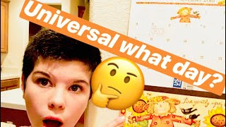 UNIVERSAL WHAT DAY?!😳* I made Kennedy cry 😢