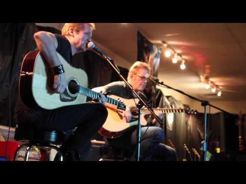 John Jorgenson and Brad Davis at The Music Center