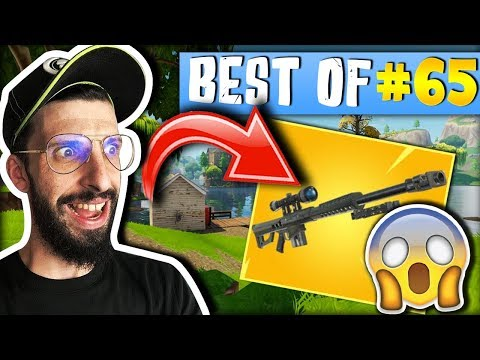 LEBOUSEUH CASSE SON MUR 😱 SACKZI MET SON PLUS BEAU NO SCOPE ► BEST OF FORTNITE FRANCE #65
