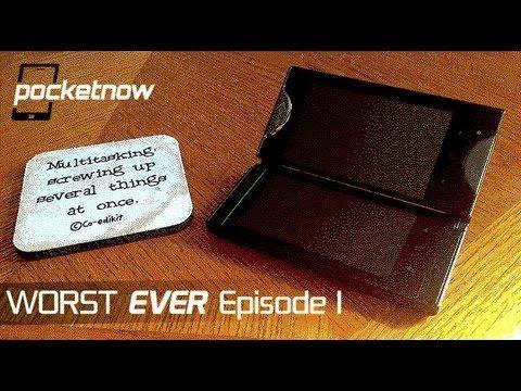 Worst Gadgets Ever 001: Kyocera Echo