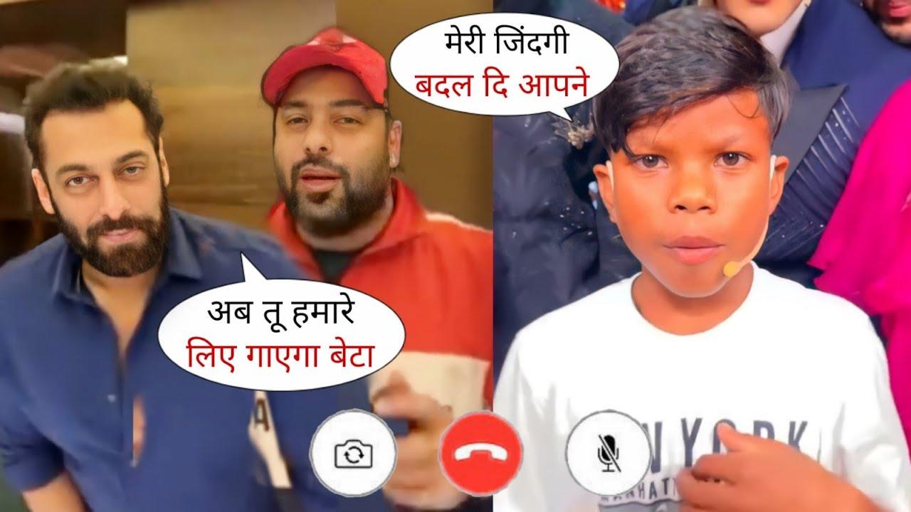 Bachpan Ka Pyaar Kid Sahdev Got Big Support From Bollywood Celebs, Badshah,Salman Khan,Kapil & Other