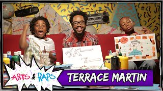 Why are Pretty Girls Trouble? w/ Terrace Martin - Arts & Raps #ArtsNRaps