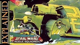 The Battle of Mon Cala - Rogue Squadron Lore Play #15