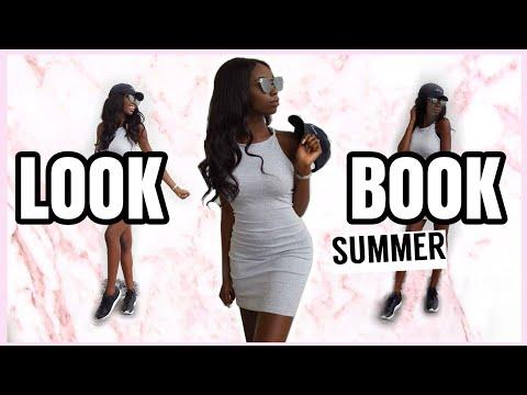 LOOKBOOK Summer Outfits | Fashion Haul #ONFLEEK