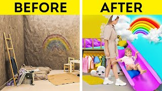Amazing Kid's Room Makeover    Guide For Parents