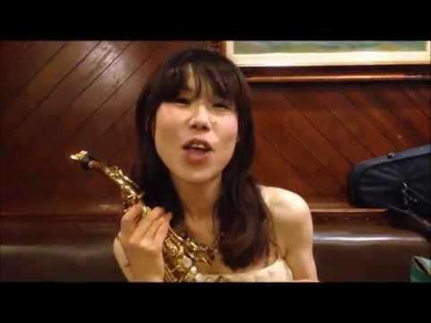 プロフィール&名言集 004 夢は・・・になること 咲rushたまちゃん岩城 笑子さん 職業:ミュージシャン